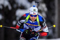 March 9, 2019 - –Stersund, Sweden - 190309 Tomas Krupcik of Czech Republic competes in the Men's 10 KM sprint during the IBU World Championships Biathlon on March 9, 2019 in Östersund..Photo: Petter Arvidson / BILDBYRÃ…N / kod PA / 92252 (Credit Image: © Petter Arvidson/Bildbyran via ZUMA Press)