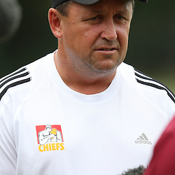 Ian Foster Coach<br /> during the Chiefs  training session at Glenwood high  on Thursday 11th February 2010   Durban, South Africa.. Photo by Steve Haag / Gallo Images