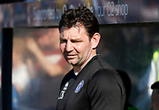 Chris Beech Assistant Manager of Rochdale during the EFL Sky Bet League 1 match between Rochdale and Charlton Athletic at Spotland, Rochdale, England on 5 May 2018. Picture by Paul Thompson.