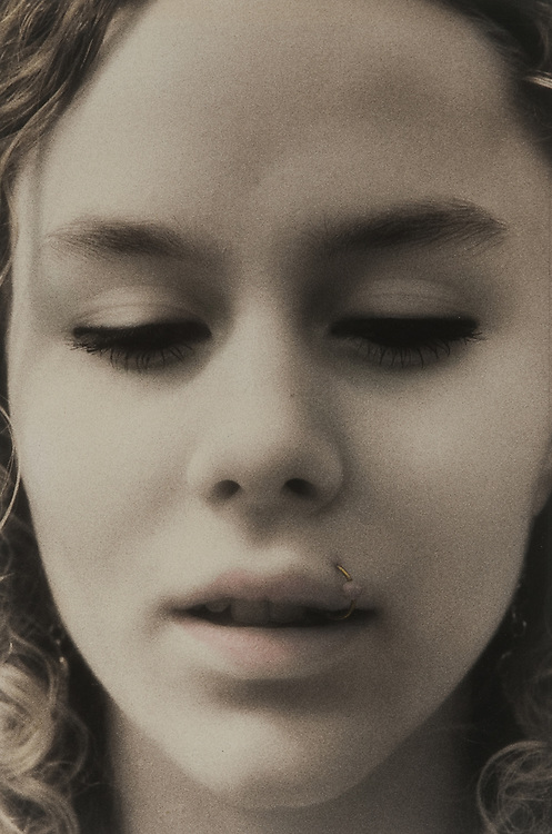 Pierced Lip
