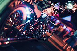 28.06.2019, Schladming, AUT, Rock the Roof 2019, im Bild Harley Davidson Motorrad // Harley Davidson Motorcycle during the Rock the Roof Biker Meeting in Schladming, Austria on 2019/06/28. EXPA Pictures © 2019, PhotoCredit: EXPA/ JFK