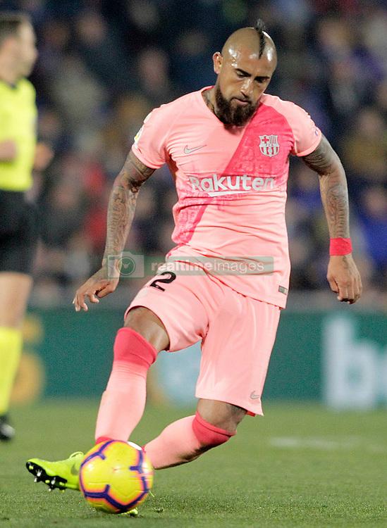 صور مباراة : خيتافي - برشلونة 1-2 ( 06-01-2019 ) 664964-008