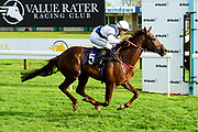 """Freckles ridden by Tyler Saunders and trained by Marcus Tregoning in the Free Tips From """"Sandstorm"""" At Valuerater.Co.Uk Handicap race.  - Mandatory by-line: Ryan Hiscott/JMP - 01/05/2019 - HORSE RACING - Bath Racecourse - Bath, England - Wednesday 1 May 2019 Race Meeting"""