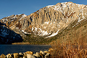 East Sierra landscape images from Convict Lake, California