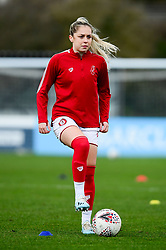 Poppy Pattinson - Mandatory by-line: Ryan Hiscott/JMP - 08/12/2019 - FOOTBALL - Stoke Gifford Stadium - Bristol, England - Bristol City Women v Birmingham City Women - Barclays FA Women's Super League