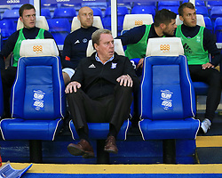 Birmingham City manager Harry Redknapp - Mandatory by-line: Paul Roberts/JMP - 22/08/2017 - FOOTBALL - St Andrew's Stadium - Birmingham, England - Birmingham City v Bournemouth - Carabao Cup