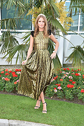 Millie Mackintosh at The Investec Derby, Epsom, Surrey England. 3 June 2017.<br /> Photo by Dominic O'Neill/SilverHub 0203 174 1069 sales@silverhubmedia.com