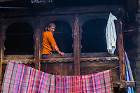 Old Manali, Himachal Pradesh, India.