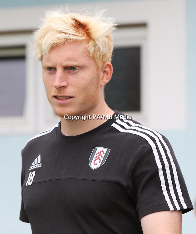 Fulham's  Ben Pringle