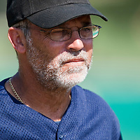 Baseball - MLB Academy - Tirrenia (Italy) - 19/08/2009 - Mike Randall (South Africa)