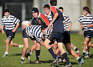 Dunedin-Rugby, John McGlashan College Seniors V Otago Boys U16 Blue 8 June 2014