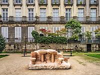 Nantes: Parc Cambronne. F