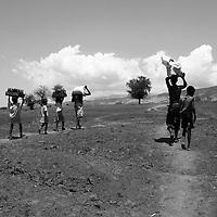 Central Plateau, Haiti. Photo by Ben Depp 4/9/2009