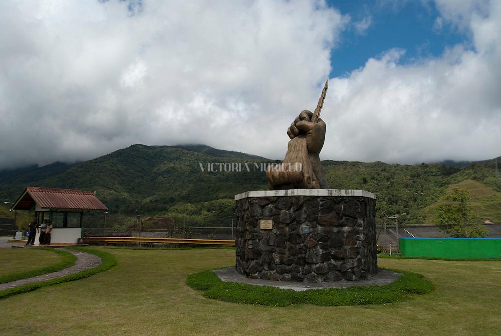 Bocas del Toro (Panam&aacute;)<br /> Represa Fortuna&copy;Daniel Ho/istmophoto.com