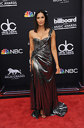Padma Lakshmi at the 2018 Billboard Music Awards held at the MGM Grand Garden Arena in Las Vegas, USA on May 20, 2018.