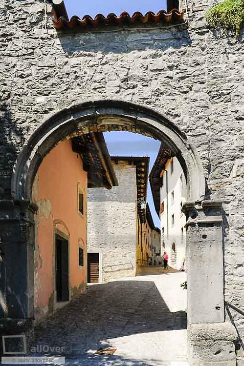 Castle, Italy, Friaul-Julian Venetia, Castelmonte