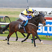 Sommersturm and Adam Kirby winning the 12.50 race