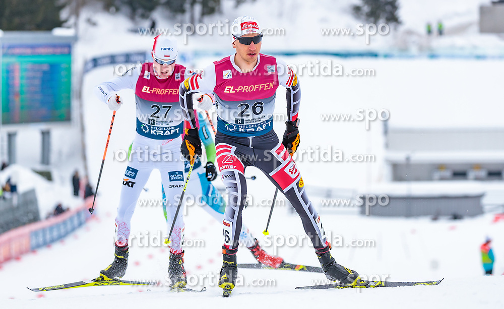 10.03.2018, Holmenkollen, Oslo, NOR, FIS Weltcup Nordische Kombination, Oslo, Langlauf, im Bild David Pommer (AUT) // David Pommer of Austria during the Cross Country of the FIS Nordic Combined World Cup at the Holmenkollen in Oslo, Norway on 2018/03/10. EXPA Pictures © 2018, PhotoCredit: EXPA/ JFK