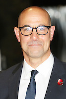 Stanley Tucci, The Hunger Games: Catching Fire - World film premiere, Leicester Square, London UK, 11 November 2013, Photo by Richard Goldschmidt