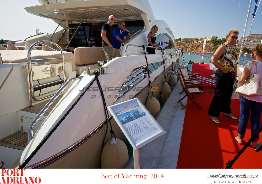 Best of yachting 2014. Port Adriano ©Jesusrenedo.com