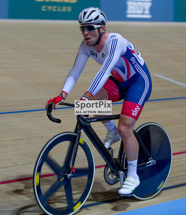 Mark Cavendish finishes the Men's Omnium at the Revoultion Series 2015/6 Round 1 Derby, Day 2, on 15 August 2015 ( (Photo by Mike Poole - Photopoole)