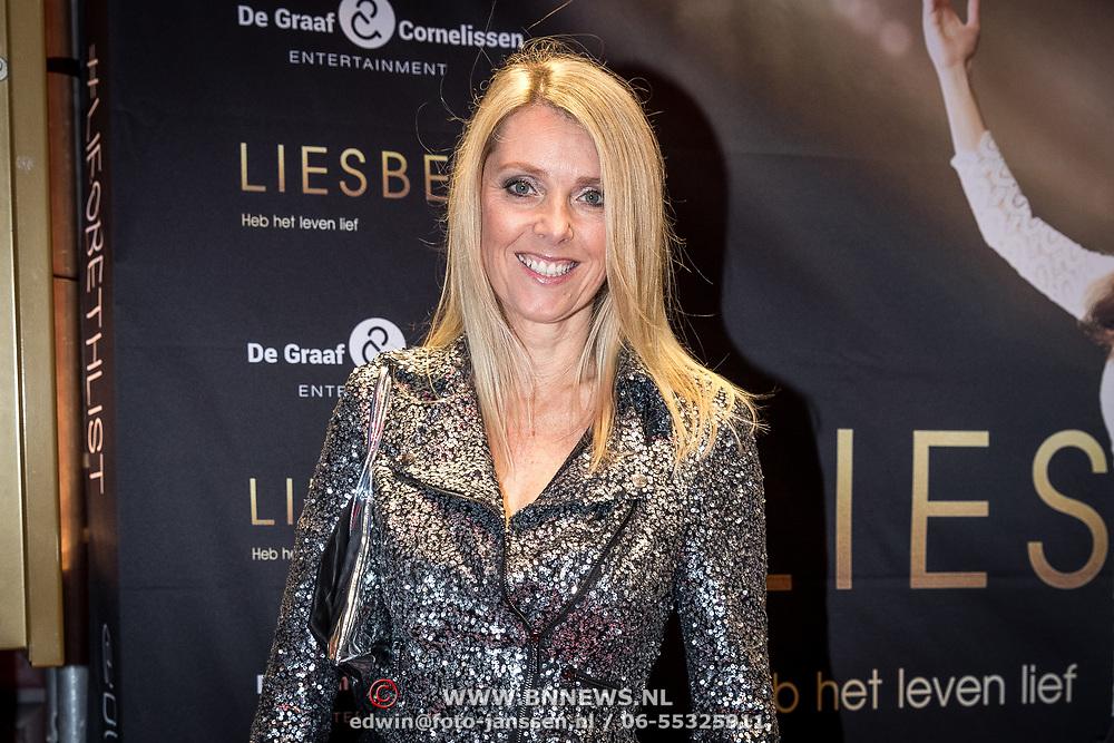 NLD/Amsterdam/20171002 - remiere Liesbeth List de Musical, Joke de Kruijff