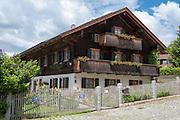 altes Bauernhaus in Rattenberg, Vorderer Bayerischer Wald, Bayern, Deutschland | old farm house in Rattenberg, Bavarian Forest, Bavaria, Germany