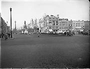 Views of O' Connell Bridge, Dublin .07/01/58