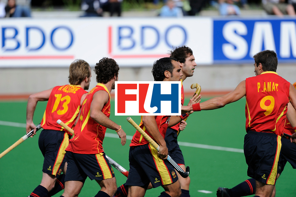 2009 CT Men- Spain v.England