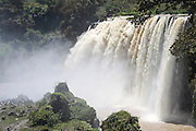 Africa, Ethiopia, Blue Nile Waterfalls