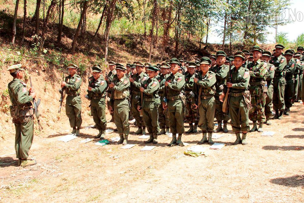 KIA Officer Training School