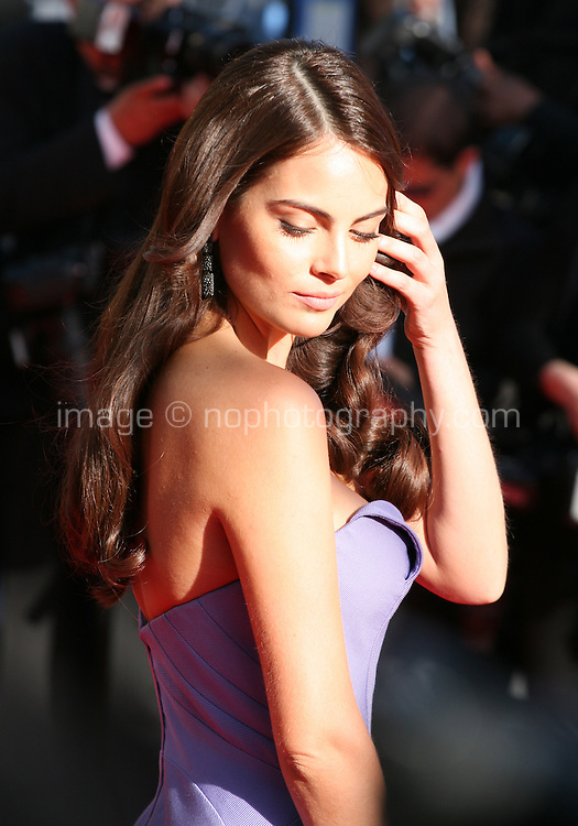 Ximena Navarrete at Venus in Fur - La Venus A La Fourrure film gala screening at the Cannes Film Festival Saturday 26th May May 2013