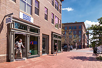 Exterior photo of Residences at Eastern market in Washington DC by Jeffrey Sauers of Commercial Photographics