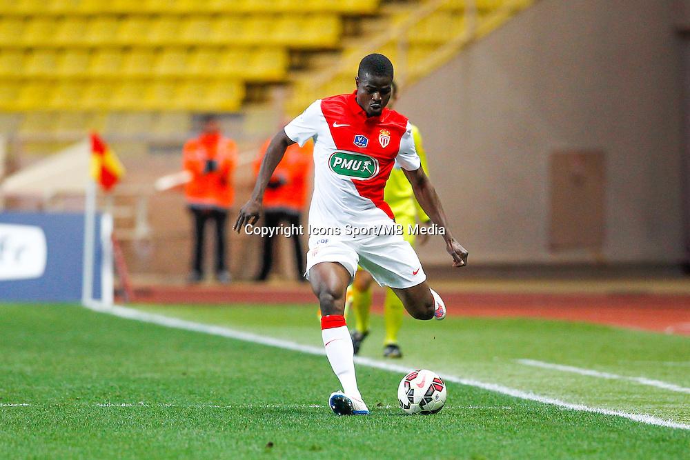 Echiejile Elderson  - 21.01.2015 - Monaco / Evian Thonon   - Coupe de France 2014/2015<br /> Photo : Sebastien Nogier / Icon Sport