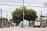 in Chambas, Ciego de Avila Province, Cuba. Street in Chambas, Ciego de Avila Province, Cuba.