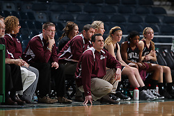 Milwaukee - February 22: This image was made during the 2010-2011 Prep Series game between Menomonee Falls and Brookfield East on February 22, 2011 at the Bradley Center in Milwaukee, Wisconsin.