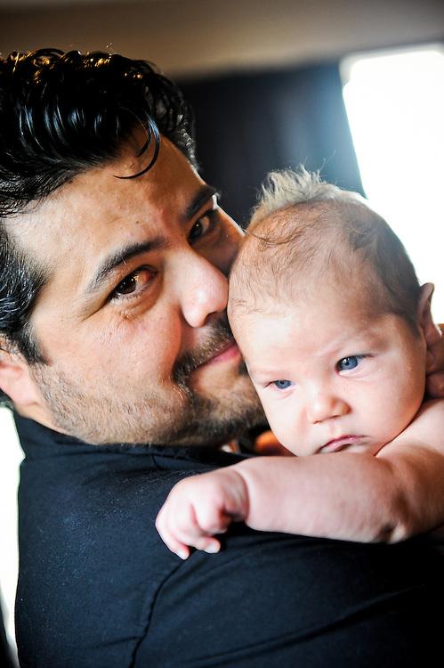 Zaman Zamora photo shoot Friday, July 15, 2011 in San Antonio, TX. Photo©Bahram Mark Sobhani
