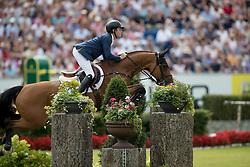 Brash Scott, (GBR), Ursula XII<br /> Rolex Grand Prix<br /> CHIO Aachen 2016<br /> © Hippo Foto - Dirk Caremans<br /> 17/07/16