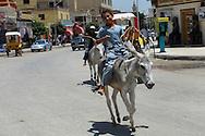 Alberto Carrera, Street Scene, Cairo, Egypt<br /> <br /> EDITORIAL USE ONLY