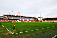 Vue generale stade du Roudourou - 14.12.2014 - Guingamp / PSG - 18eme journee de Ligue1<br /> Photo : Philippe Lebrech / Icon Sport *** Local Caption ***