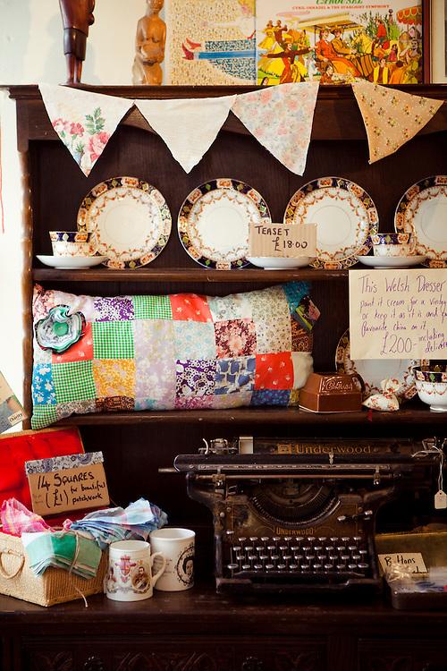 'The Charity Shop' - AEGIS Charity shop, Goose Gate, Nottingham