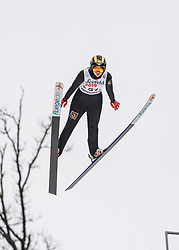 03.02.2019, Energie AG Skisprung Arena, Hinzenbach, AUT, FIS Weltcup Ski Sprung, Damen, im Bild Sofia Tikhonova (RUS) // Sofia Tikhonova (RUS) during the woman's Jump of FIS Ski Jumping World Cup at the Energie AG Skisprung Arena in Hinzenbach, Austria on 2019/02/03. EXPA Pictures © 2019, PhotoCredit: EXPA/ Reinhard Eisenbauer