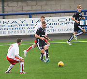 Daryll Meggatt - Dundee v Falkirk, SPFL development league<br /> <br />  - &copy; David Young - www.davidyoungphoto.co.uk - email: davidyoungphoto@gmail.com