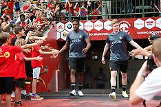 Belgium Team Training Shots, June 2017