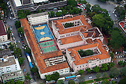 Belo Horizonte_MG, Brasil...Na foto o Instituto de Educacao de Minas Gerais- IEMG em Belo Horizonte, Minas Gerais...In the photo the Education Institute of Minas Gerais- IEMG in Belo Horizonte, Minas Gerais...Foto: LEO DRUMOND / NITRO