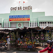 Ho Chi Minh City (formerly known as Saigon), Vietnam