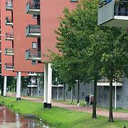 Nederland Rotterdam Deelgemeente prins alexander 08-09-2008 20080908 Foto: David Rozing ..Prinsenland..Foto: David Rozing