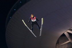 16.02.2018, Alpensia Ski Jumping Centre, Pyeongchang, KOR, PyeongChang 2018, Skisprung, Herren, Großschanze, im Bild Markus Eisenbichler (GER) // Markus Eisenbichler of Germany during the men's large hill individual skijumping of the Pyeongchang 2018 Winter Olympic Games at the Alpensia Ski Jumping Centre in Pyeongchang, South Korea on 2018/02/16. EXPA Pictures © 2018, PhotoCredit: EXPA/ Johann Groder