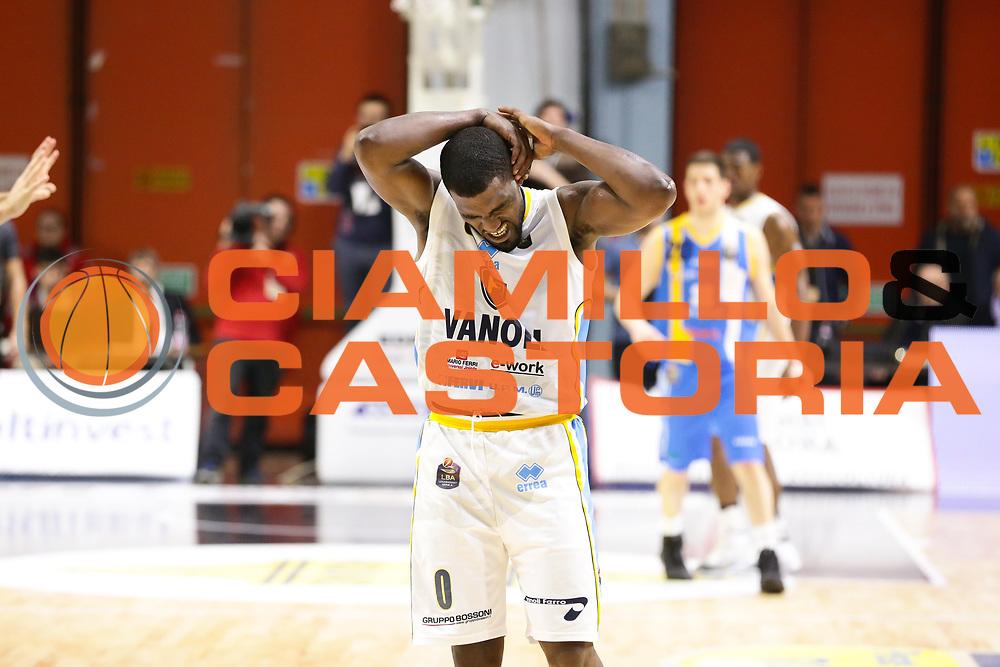 Vanoli Cremona - Betaland Capo D Orlando<br /> Lega Basket Serie A 2016/2017<br /> Cremona 12/03//2017<br /> Foto Ciamillo-Castoria / M. Brondi