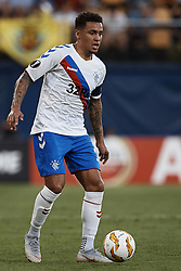 September 20, 2018 - Vila-Real, Castellon, Spain - James Tavernier of Rangers in action during the UEFA Europa League group G match between Villarreal CF and Rangers at Estadio de la Ceramica on September 20, 2018 in Vila-real, Spain  (Credit Image: © David Aliaga/NurPhoto/ZUMA Press)